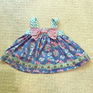 🧚♀️Matilda Jane floral fairy wand tunic🧚♀️